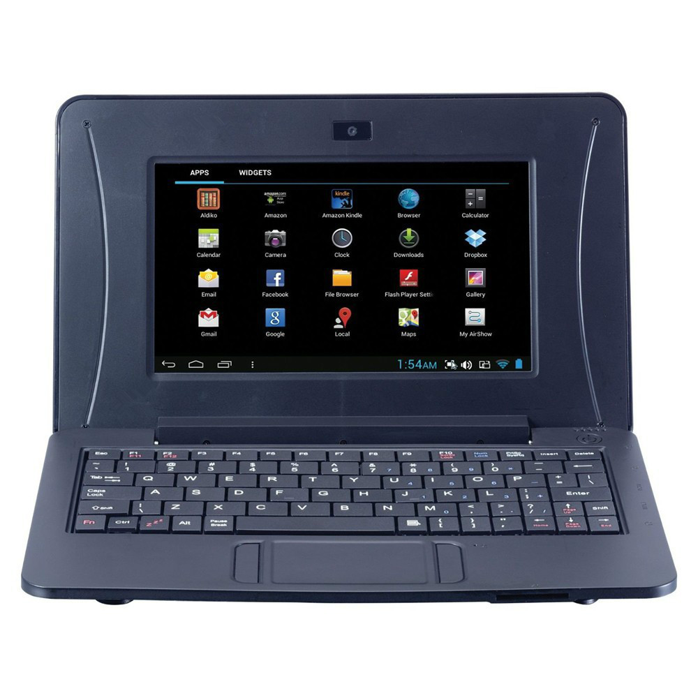 HOT! 2GB 7 inch Mini Laptop Netbook Notebook Computer VIA 8650 800MHZ WiFi(China (Mainland))