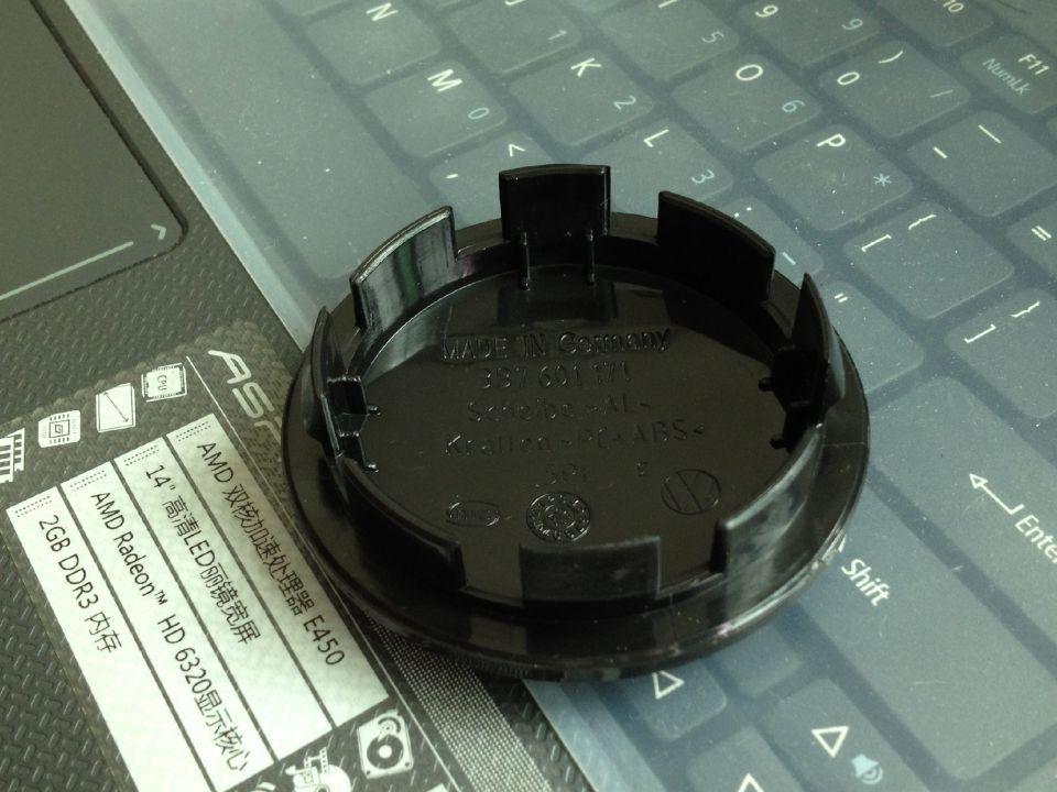 Brand New 65mm Wheel Center Hub Caps Cover Badge Emblem VW - Sunshine88 store
