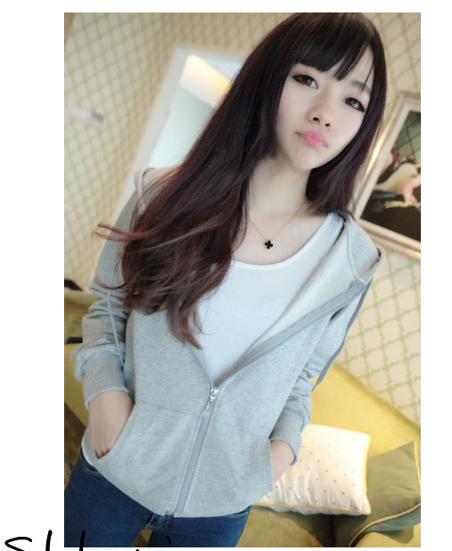 Женские толстовки и Кофты Brand New 5 Weatshirts WE1068 женские толстовки и кофты new brand 3d a30053