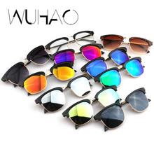 2016 Medusa Sunglasses Women Brand Designer Mirror Coating Polarized Goggles Retro Vintage UV400 Oculos Gafas WH254(China (Mainland))