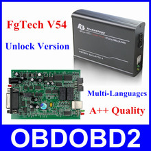 Newest FGTech V54 Galletto 4 Master Support BDM Full Function Fg Tech V54 Auto ECU Chip Tuning BDM-TriCore-OBD Free Shipping(China (Mainland))