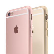 Metal Frame Cover Cell Mobile Phone Bag Cases Luxury Aluminum Bumper Case For Apple iphone 6 iPhone6 6S 4.7 inch(China (Mainland))