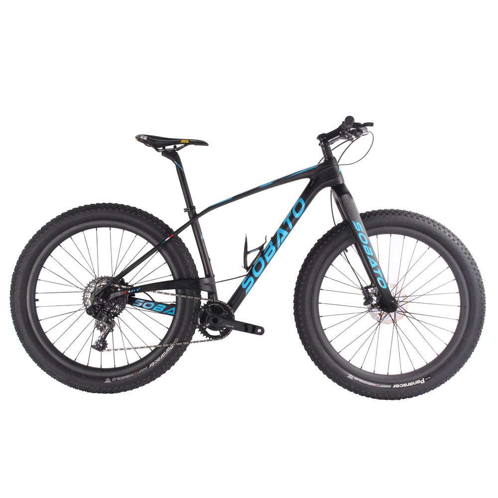 2017 China MTB Enduro Bike 27.5+ / 29 / 29 Plus Full Carbon Fiber Mountain Bike Disc Brake 9.98KG Toray Carbon Bicycle Bike