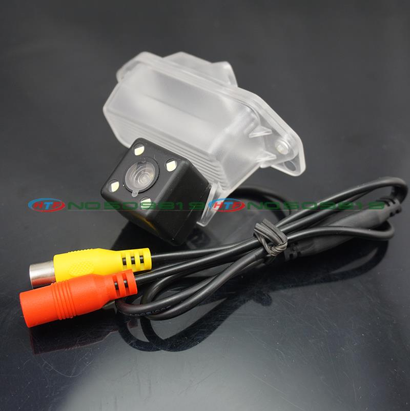 wireless wire CCD HD with LEDS Rearview Camera Back Up View Reversing camera for Mitsubishi 2015 2008 2010 LANCER EX/ PAJERO IO(China (Mainland))