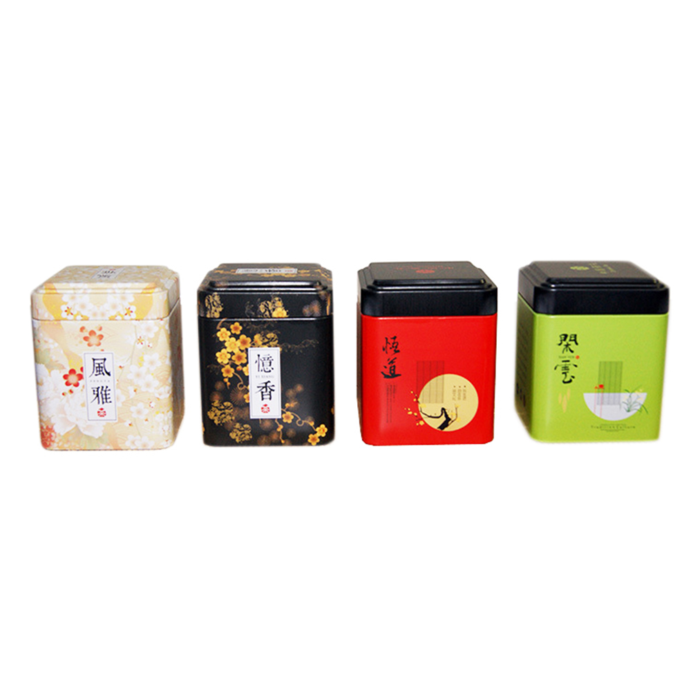 Popular vintage tin containers buy cheap vintage tin for Small tin containers