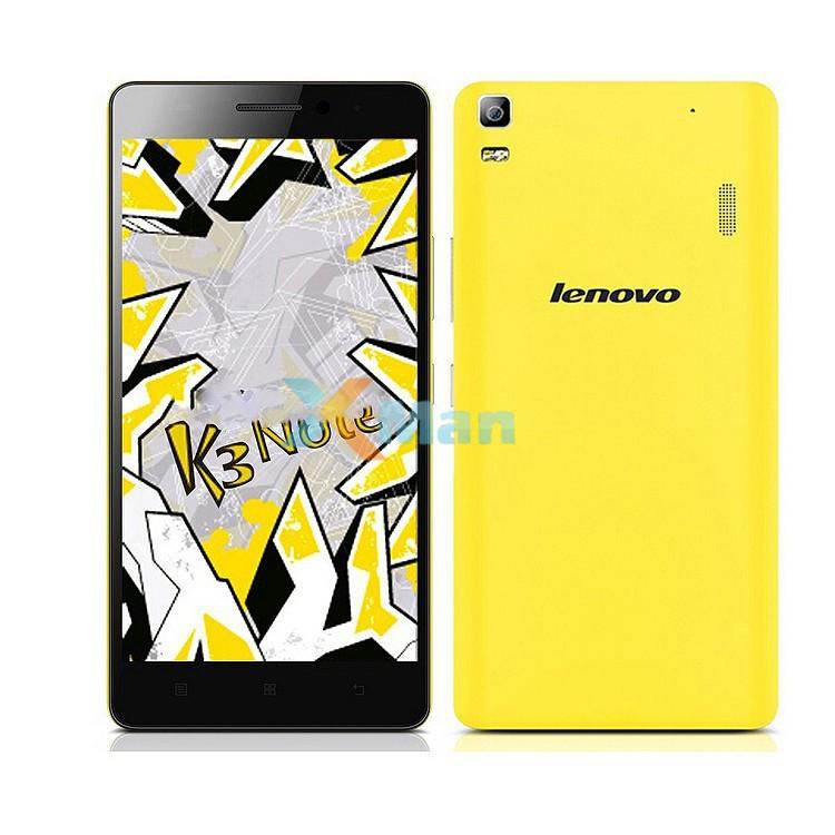 "5.0""Original Lenovo K3 Lemon K3 Note K50-t5 K30-T K30-W Samrtphone 4G FDD LTE Android 5.0 MTK6752 Octa Core Qualcomm 13.0MP GPS(China (Mainland))"