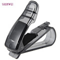 Tiptop New Car Sun Visor Glasses Sunglasses Ticket Receipt Card Clip Storage Holder Free Shipping Levert