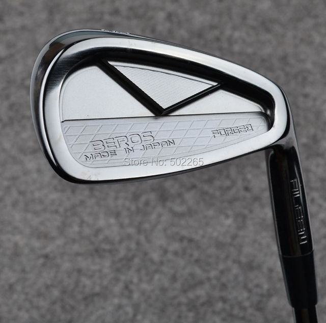 2011 BS Forged Golf iron 4#-9#,PW 7 GOLF Clubs BEROS Shaft s/r Free Shipping