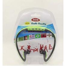 10 pcs Sports Radyo Electronic USB Mp3 Music Player Headphones Mp 3 Radio FM Support Micro SD Card Musicas Mp3-player Earphone(China (Mainland))