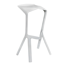 Free Shipping - White Miura Stool(China (Mainland))