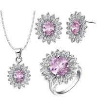 Ювелирный набор Ulove Brinco Noiva Anel T490 Elegant Jewelry Sets