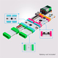 Electronics Base Kit EC Block Electronic Building Block for Arduino Starter Kit for Kids to Learn