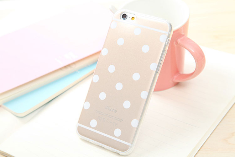 Skin Rubber Bling Shining Lovely Candy Cover Case Silicone TPU Gel For Iphone 5 5s 5se / 6 6s Plus Phone Shell Cases