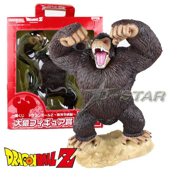 "Здесь можно купить  EMS Shipping Big 15.5"" Dragon Ball Z GOKU Son Gokou Turns Into Giant Baboon Boxed PVC Action Figure Model Collection Toy Gift  Игрушки и Хобби"