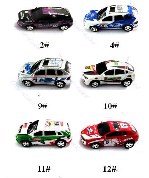 Coke Can Design Mini Speed RC Radio Remote Control Micro Racing Car Toy Gifts(China (Mainland))