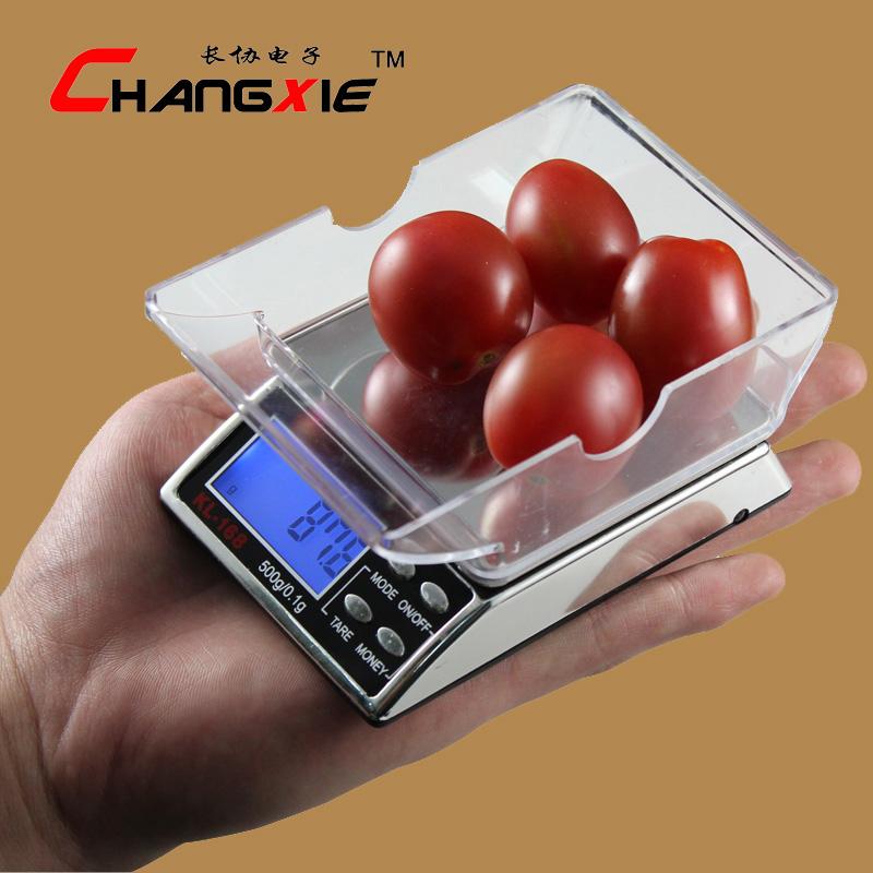 digital scale,electronic balance, mini electronic scales, 0.01g jewelry scale ,small platform tea 0.1g - Sino 's store