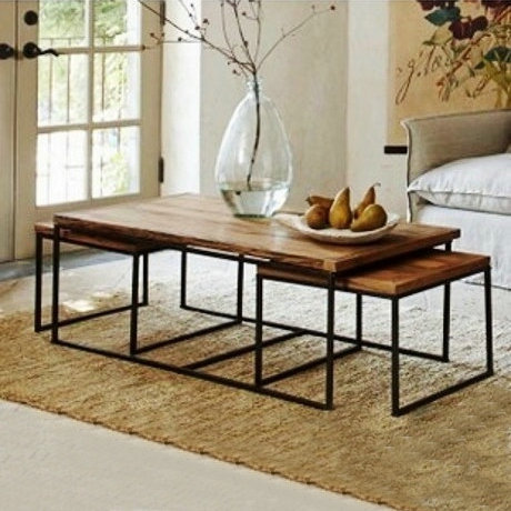 American country living room coffee table coffee table for Does a living room need a coffee table