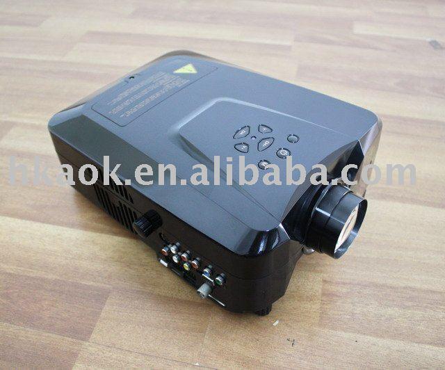 LCD projector TV+ projector screen+ ceilint mount