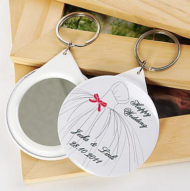 Personalised Wedding Gifts Express Delivery : Free Shipping 1pcs Personalized Wedding Favors And Gifts Mirror ...