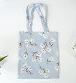 Fashion Travel Bag Candy Color Women Shopping Bags Eco-friendly Reusable Folding Handbag Organizer Beach Bag Wholesale