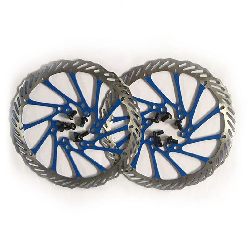 2pcs New For Avid G3 CS Clean Sweep Disc Brake Rotor 160mm 1 Pair Bike Brake Parts Free Shipping(China (Mainland))