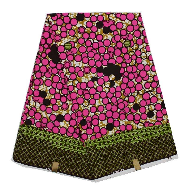 High quality african clothing 100%COTTON super hollandais wax Dutch wax fabric ON SALE B10-70409(China (Mainland))