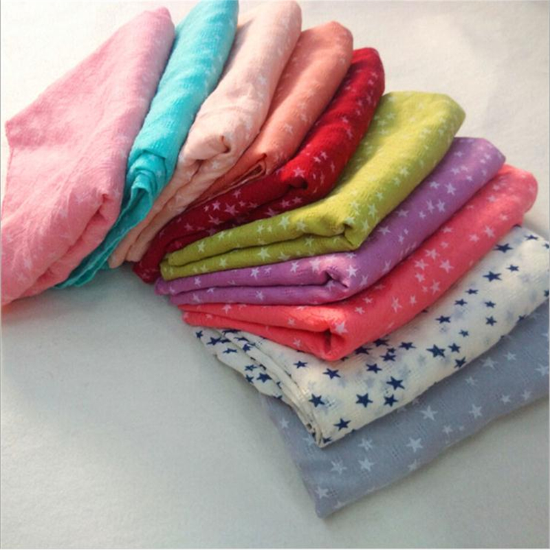 180*70cm 2016 spring NEW lady high quality prints plus extra large scarf cotton sunscreen scarves shawls star dot print scarf(China (Mainland))
