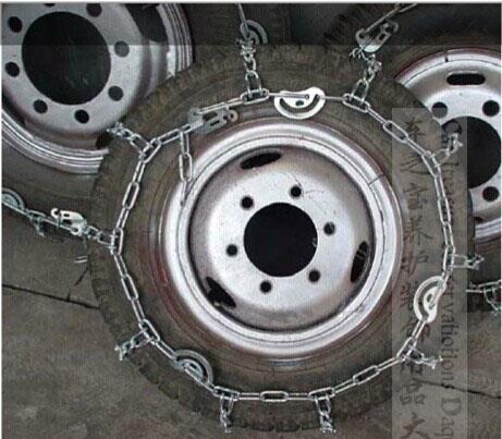 13 Cheap 11 series tire chains snow mud titanium alloy ladder car anti-skid 16570R(China (Mainland))
