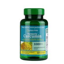 Buy Turmeric Curcumin 1000 mg 60 capsules Free for $31.00 in AliExpress store