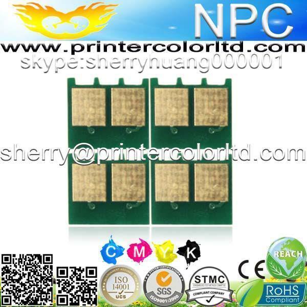 for HP LJ Enterprise 806-x+ Enterprise M-806X Plus LaserJet Enterprise M806 X MFP LJ806x+ color smart chip(China (Mainland))