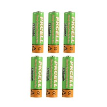 12pcs Ni-MH AA2200mAh 1.2V  Low Self-discharge  Rechargeable Battery for camera,toys,etc-PKCELL