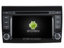 Android 5.1 CAR Audio DVD player gps FOR FIAT BRAVO  Multimedia navigation head device unit receiver(China (Mainland))