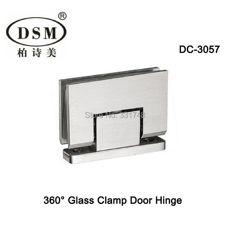 360 Degree Shower Door Hinge DC-3057,Made of Brass,Wall to Glass(China (Mainland))
