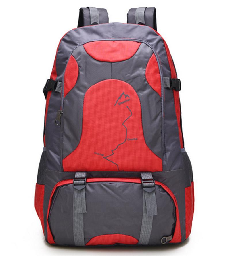 New 2016 Famous brand 30L sport backpack women&amp;men outdoor travel backpack school bags for teenager mochila <br><br>Aliexpress