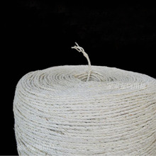50 Meters 1 Ply Natural Sisal Twine 6mm DIY Cat Scratcher Accessories Twisted Rope String Products for Cats Free Shipping(China (Mainland))
