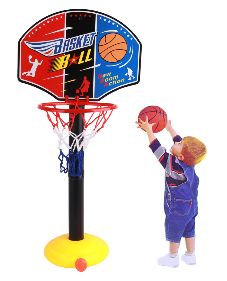 New baby toys basketball frame stands Indoor outdoor toys for children kids toys Simple basketball set Court Indoor kids games(China (Mainland))