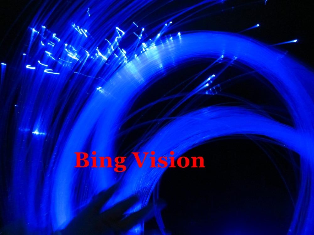 rgb fiber optic light source, DIY optic fiber light star ceiling kit, 300 pcs *2 meters ,24key IR remote(China (Mainland))