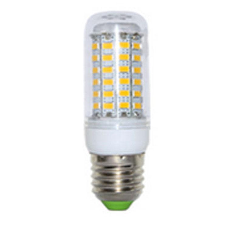1pcs 56LEDs SMD 5730 18W LED corn light bulb lamp, 220V E27 5730SMD led bulb Warm white /white,free shipping<br><br>Aliexpress