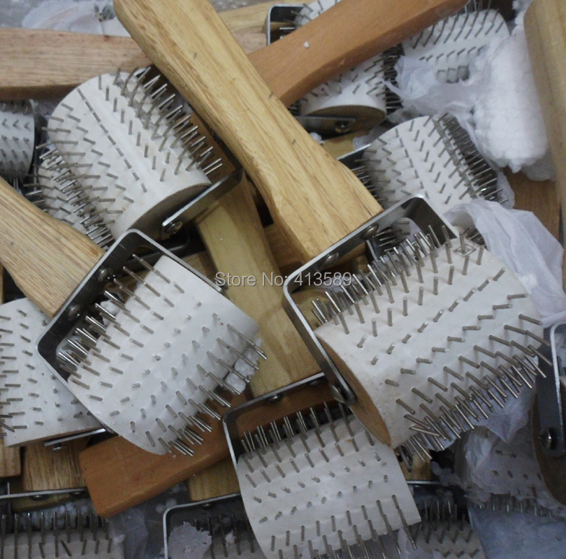 beeKeeping tools beekeeping and bees Roller type propolis collector collector / scraping wheel /bee glue plywood wholesale(China (Mainland))