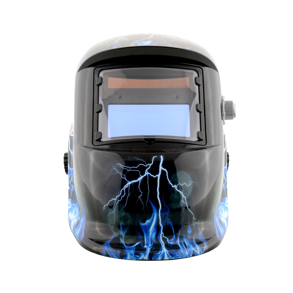 New Tech Auto Darkening Solar Welding Welders Protective Helmet Tig Mask with Grind Mode High Quality(China (Mainland))