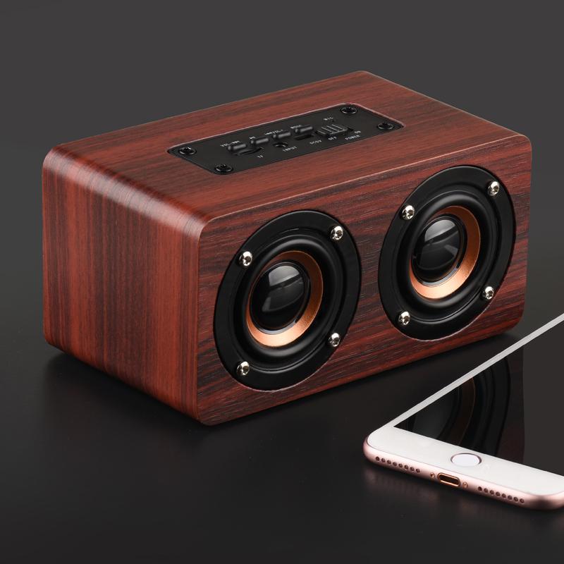 W5 портативный 4 2 Bluetooth динамик s Музыка SoundBox Магнитный сабвуфер деревянный 26513-description-8-l0.jpg
