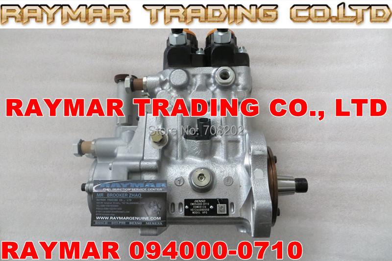 DENSO Common rail fuel pump 094000-0710, 094000-0711 for SINOTRUK HOWO VG1246080050(China (Mainland))