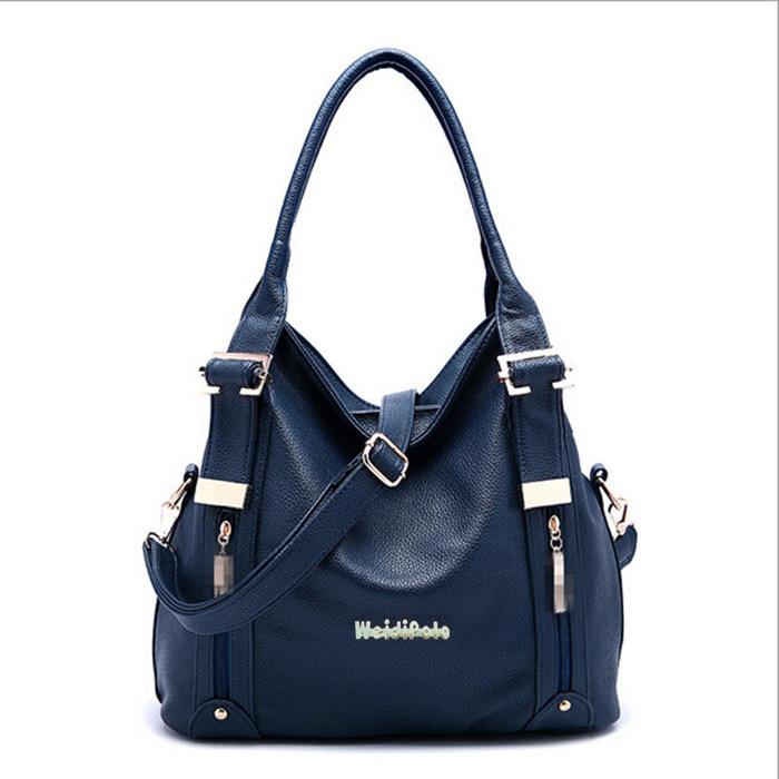 100% genuine leather women shoulder bags fashion 2015 women leather handbags women tote embossed bucket bag women messenger bag(China (Mainland))