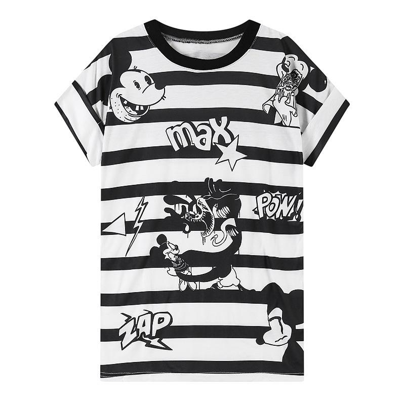 2015 Summer New Harajuku Style Woman T-Shirt Loose...