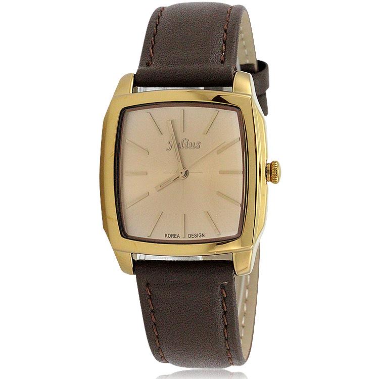 Julius popular simple leather ladies dress watch vintage waterproof casual exquisite top selling women quartz 671 - Stanphom Watch Co., Ltd. store