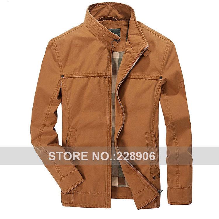 M~3XL 2015 Autumn Brand AFS JEEP Cargo Outdoor Jackets Men Casual Fashion High Quality Hot Sale Cotton Plus Size Coat Men JacketОдежда и ак�е��уары<br><br><br>Aliexpress