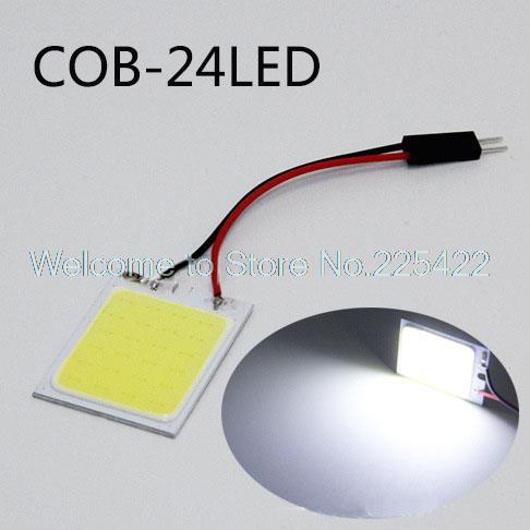Источник света для авто 12v 24 SMD c5w лампа philips 12v c5w 2 шт