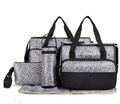 Mummy maternity baby nurse shoulder nappy bags diaper handbag tote organizer bag travel storage bag bolsas