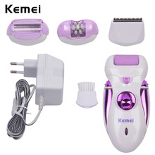Buy 4 1 Multifunction Interchangeable Callus Remover+Epilator+Haircut Kit Micro Pedicure Foot Care Tool Lady Hair Remover Trimmer for $18.70 in AliExpress store