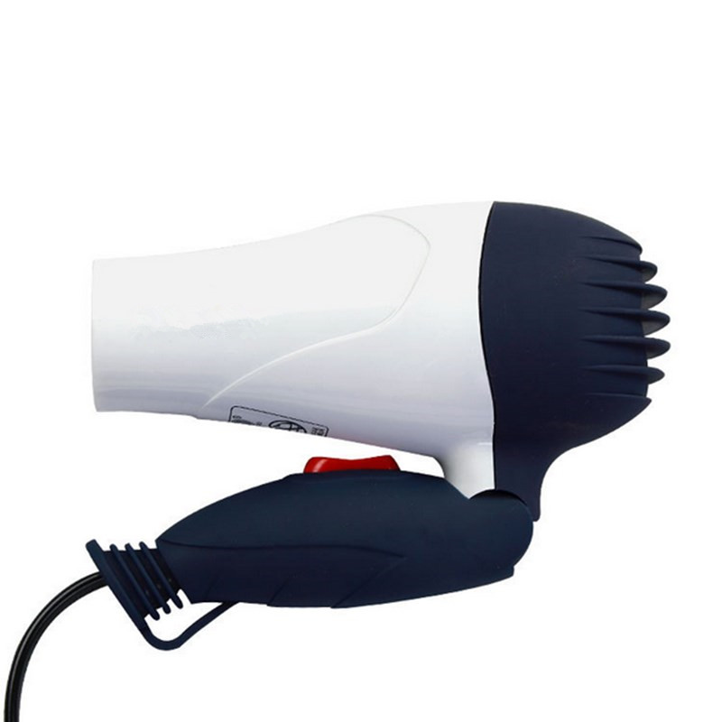 Mini 550W Small Power Foldable Hair Dryer Beauty Health Hair Care Styling Tool For Student Dormitory Supplies Travel  Essentials cheap